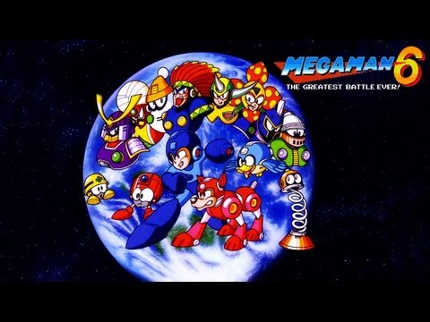 игры 8 megaman