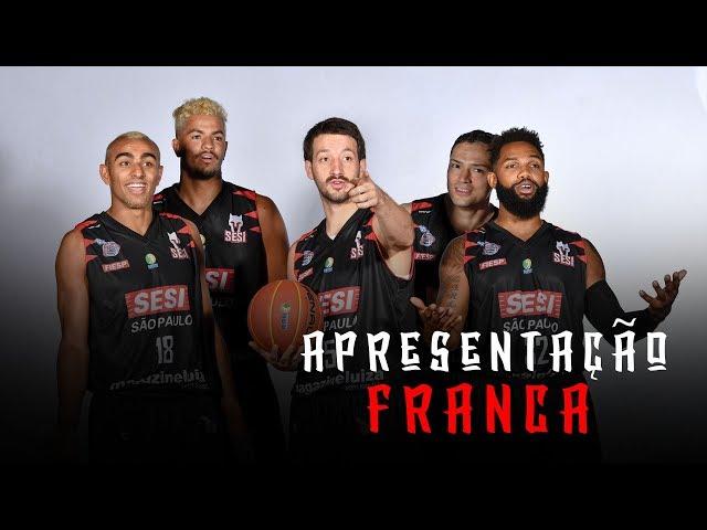 Apresentação Franca - NBB CAIXA 2018-2019