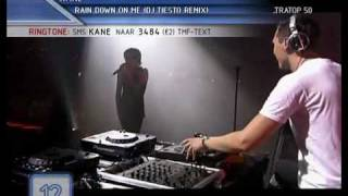 DJ Tiesto ft  Kane   Rain Down On Me HQ