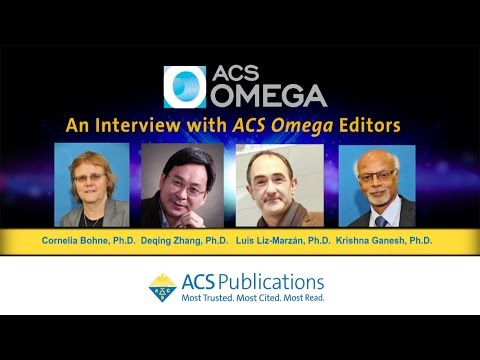 Interview with ACS Omega, Editor-in-Chief(s)