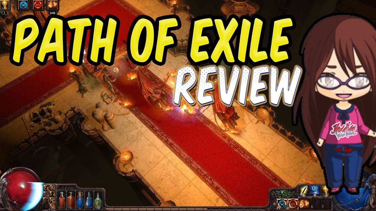 Path Of Exile Review Hexaflake Youtube