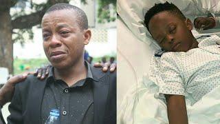MASIKINI! STEVE NYERERE Ashindwa Kujizua Baada Kuuona Mwili Wa PATRICK