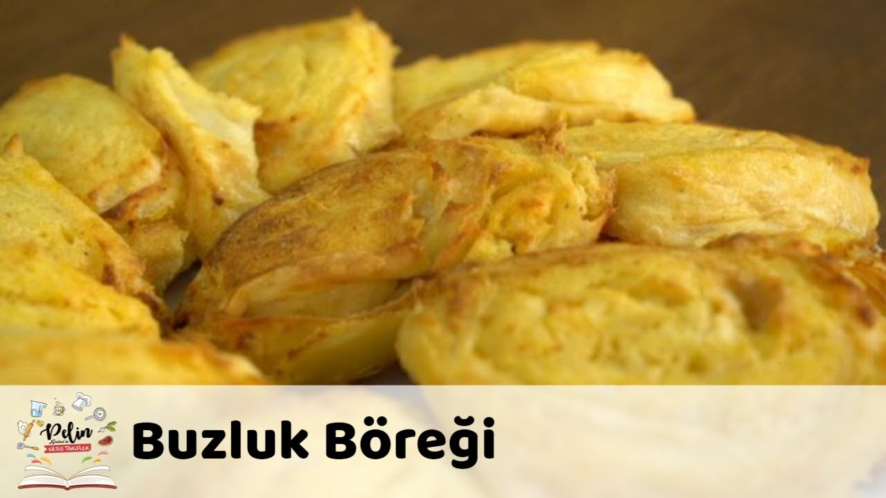 Buzluk Böreği Patatesli Rulo Videosu