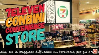 Japan Experience HD - 7 Eleven Conbini Convenience Store - Documentario sul Giappone - Vlog in Japan