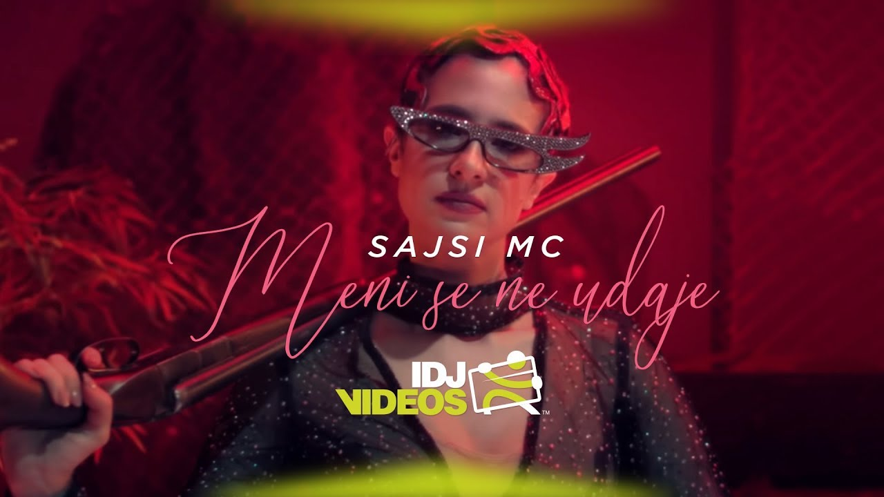 SAJSI MC - MENI SE NE UDAJE (OFFICIAL VIDEO)