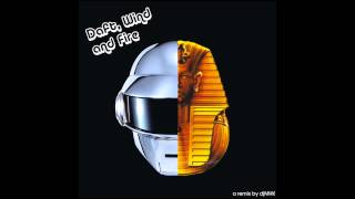 Daft, Wind and Fire (September Daft Punk Mashup)