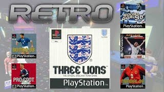 Retro - Three Lions, aka Alexi Lalas International Soccer, among other things