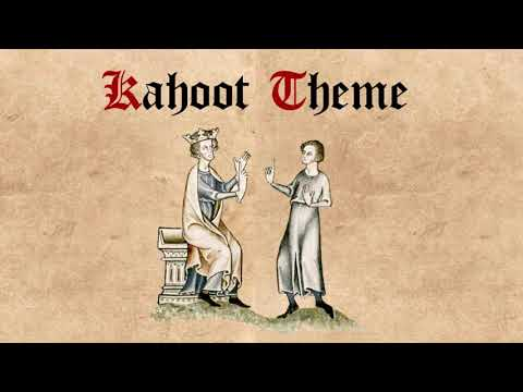 Kahoot Theme (Medieval Cover)