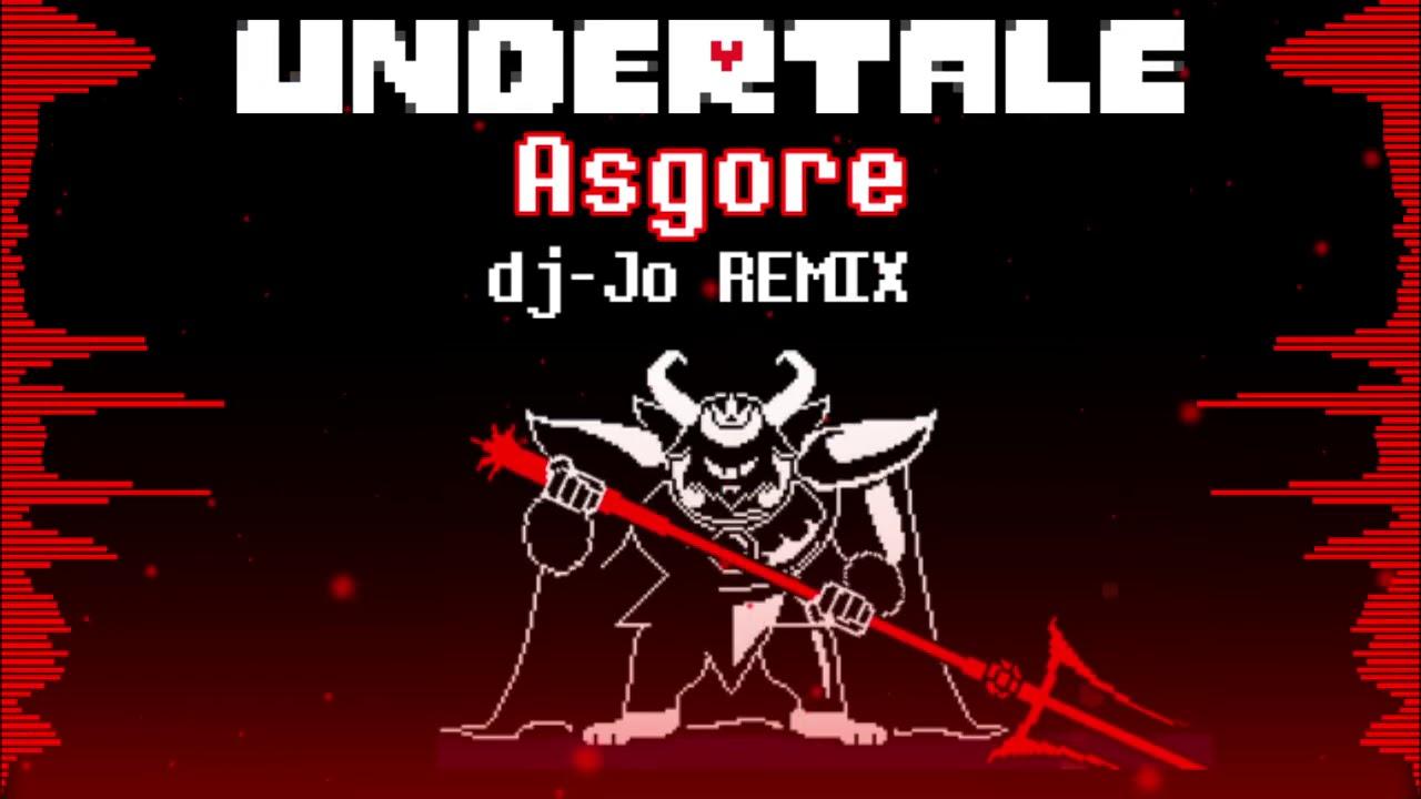 【立体音響】UNDERTALE  - DJ JO REMIX「ASGORE」『超』立体音響&高音質 ※ヘッドホン、イヤホン必須