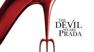 Instrumental ending song   The Devil Wears Prada (Theodore Shapiro)
