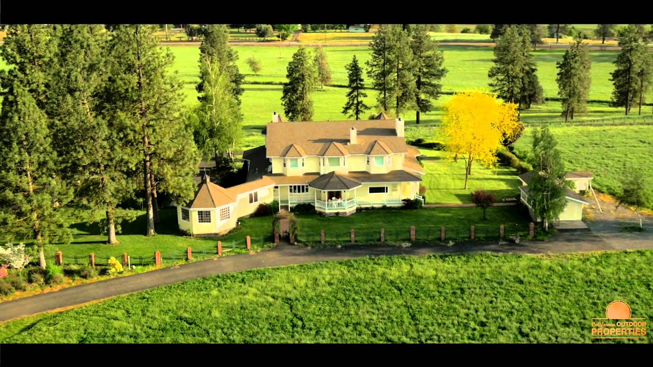 The Beautiful Sunshine Ranch California Ranches For Sale