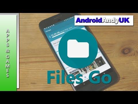 Google's Files Go (Beta) -  Android 'Air Drop' Alternative