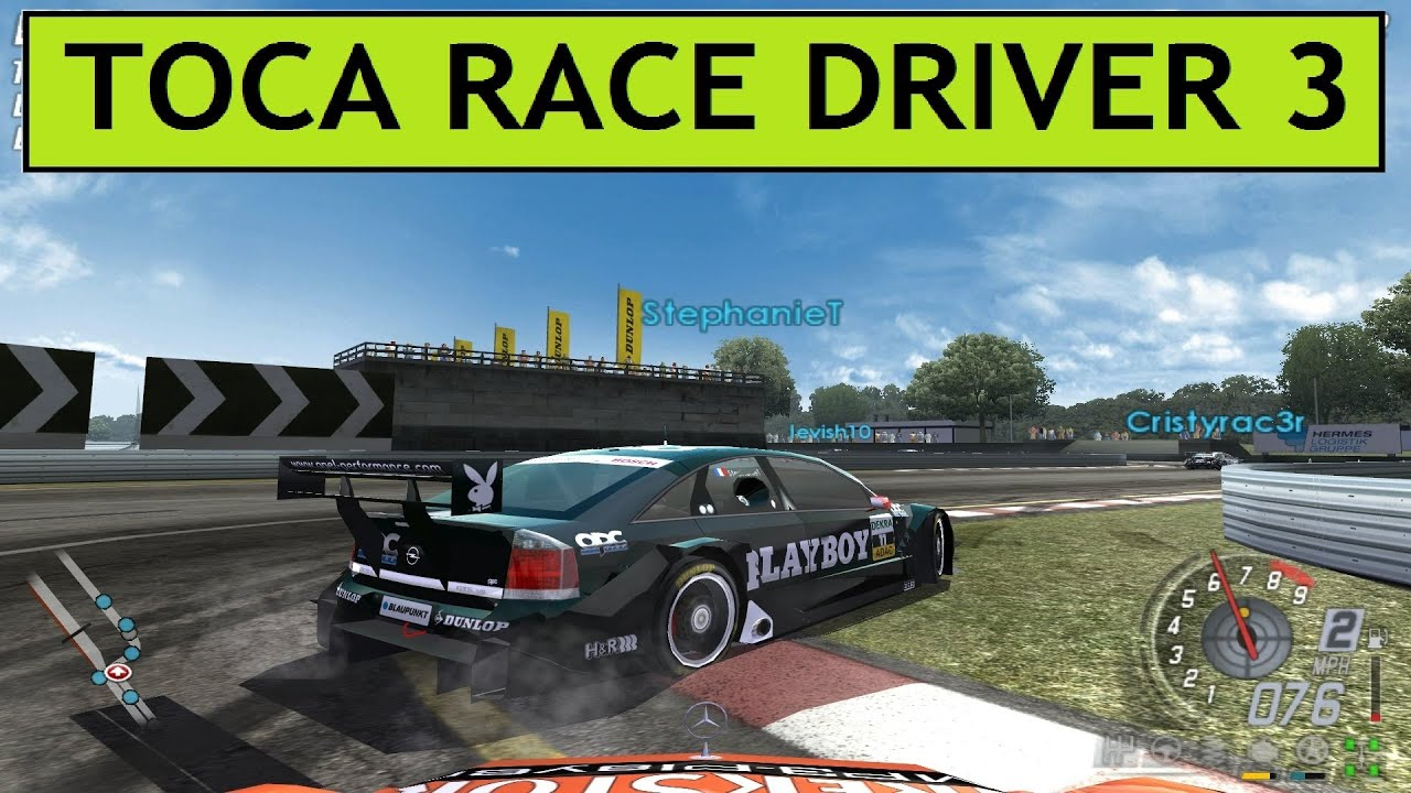 toca dtm race driver 3 pc gameplay norisring tunngle online race youtube. Black Bedroom Furniture Sets. Home Design Ideas
