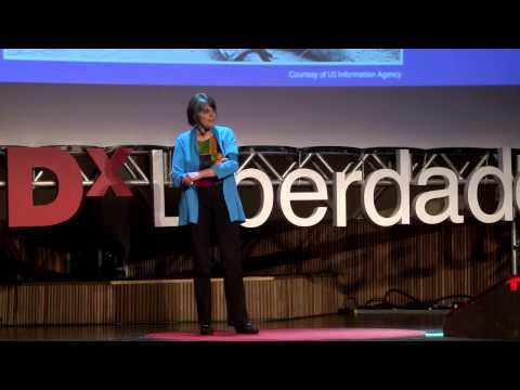 Kids! The new frontier for a democratic society | Mary Beth Tinker | TEDxLiberdade