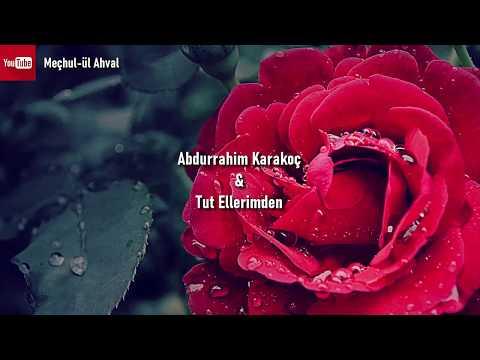 Abdurrahim Karakoç Tut Ellerimden Şiiri  Kendi Sesinden 