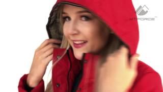 Итальянские женские куртки MTFORCE оптом. Коллекция 2016-2017 года Арт: 1689