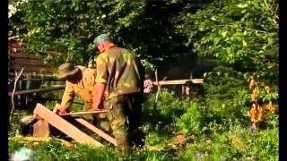 видео Как сделать деревянные лыжи
