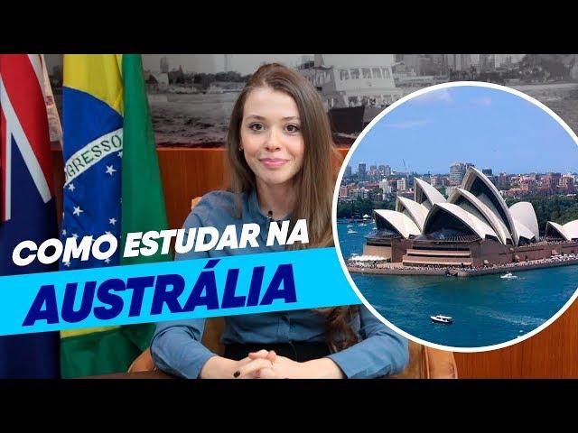 COMO ESTUDAR NA AUSTRÁLIA | Estudar Fora e Guia do Estudante
