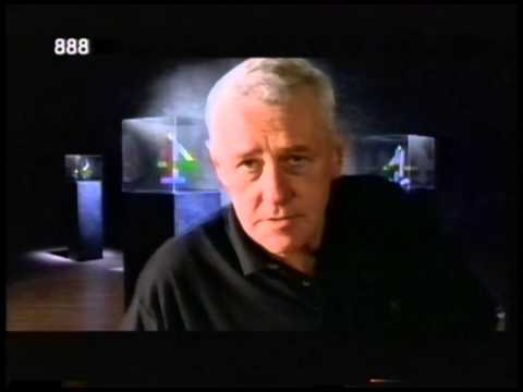 Channel 4 character ident   John Mahoney