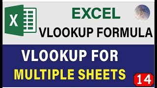 VLOOKUP In Excel For Multiple Sheets  👉Advance Excel Tricks ✅ (VLOOKUP  Example Between Two Sheets)