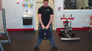 Plate Pinch-Grip (2-Hand, Timed)