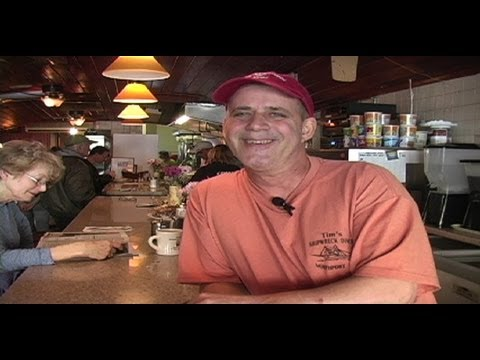 Long Island's Classic Diners: Tim's Shipwreck Diner - Northport, NY