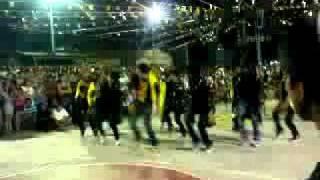 The Matrix Dancers @ San Agustin Sta. Rita Pampanga