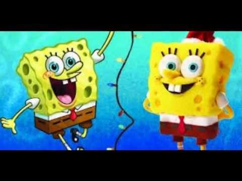 Santa has his eye on you by Spongebob Squarepants