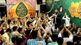 بـسـم الله إلـى الـحـسـيـن (ع)  |  الرادود محمد حسين حداديان  |  مولد الأقمار الثلاثة