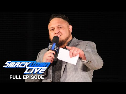 SmackDown Live 2018. augusztus 14. - A SummerSlam kapujában - Teljes Adás