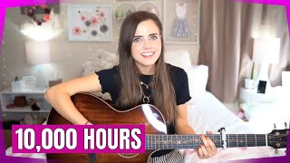 10,000 Hours - Dan + Shay, Justin Bieber  (Live Acoustic Cover)