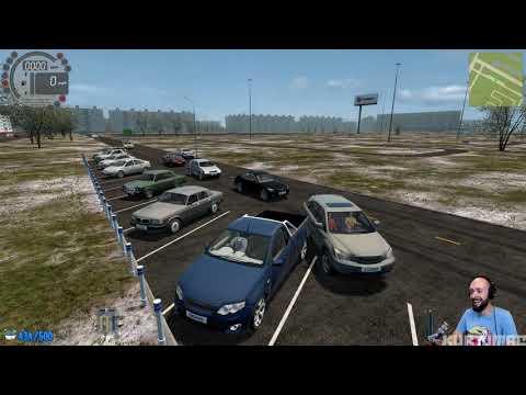 City Car Driving - Painfully Realistic Russian Driving Simulator
