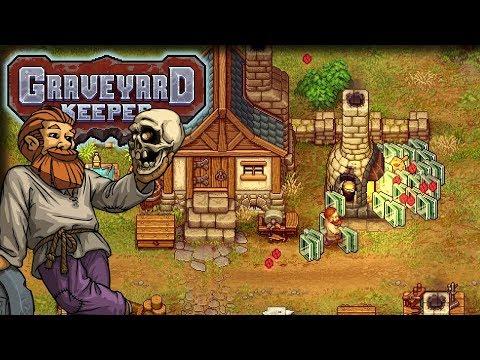 Glass Blower – Let's Play Graveyard Keeper – Part 67
