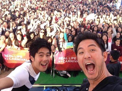 Ryan Higa in Hong Kong Youtube Fanfest #YTFF