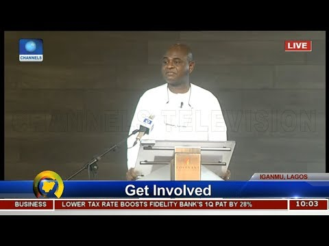 ''We Can Disgrace Those Who Think They Own Nigeria'' Moghalu Charges Youths Pt.2 The Platform 