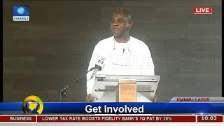 ''We Can Disgrace Those Who Think They Own Nigeria'' Moghalu Charges Youths Pt.2|The Platform|