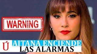 ATENCIÓN   Duro batacazo para Aitana Ocaña en su primera visita a Madrid con Tráiler