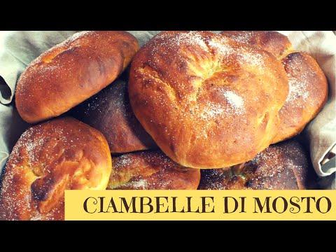 Ciambelle Di Mosto Fatte In Casa Da Benedetta Youtube