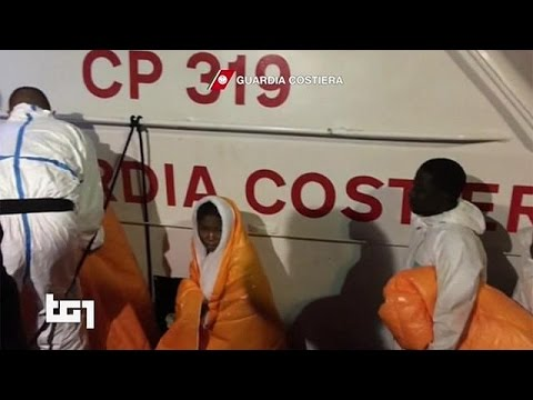 240 people drown in two migrant tragedies off Libyan coast - world