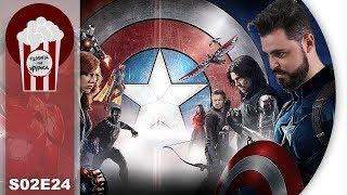 Que lado você está? | Capitão América 3: Guerra Civil