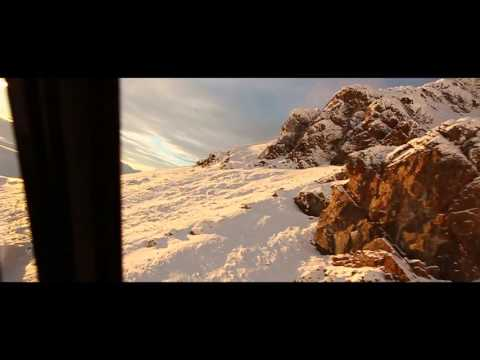 HELICOPTER TRIP IN YUKON | Wildlife, mountains, snow| Visual Vibes
