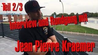 Philipp Kaess Live bei JP Performance / Interview und Rundgang mit Jean Pierre Kraemer Teil 2