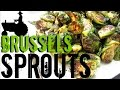 Brussels Sprouts - Oven Roasted Sweet and Sour Recipe - PoorMansGourmet