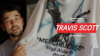 Travis Scott London Merch Virgil Abloh!