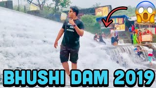 Bhushi Dam Lonavala 2019 | Monsoon In Lonavala | Lonavala In Monsoon |