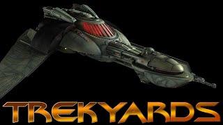 Klingon Bird of Prey (Warship Variant) - Avalon Fan Film