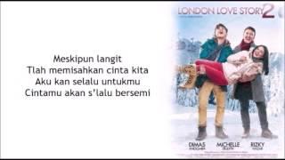 Lirik Lagu Rossa - Cinta Dalam Hidupku (OST. London Love Story 2)
