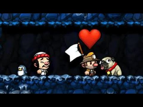 Second Circle: Lust - [Spelunky Co-operative]