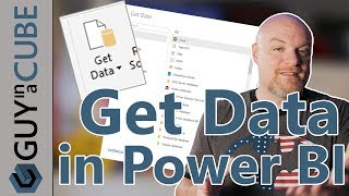 Power BI Tutorial: 4 Ways To Get Data