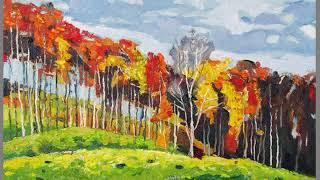 Творчество художника Ивана Хаджидимитрова (Болгария).